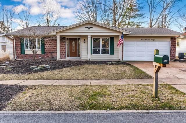 540 Ballwood Drive, Ballwin, MO 63021 (#20009411) :: Kelly Hager Group | TdD Premier Real Estate