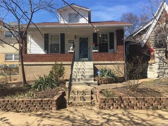 6027 Leona Street, St Louis, MO 63116 (#20009419) :: Hartmann Realtors Inc.