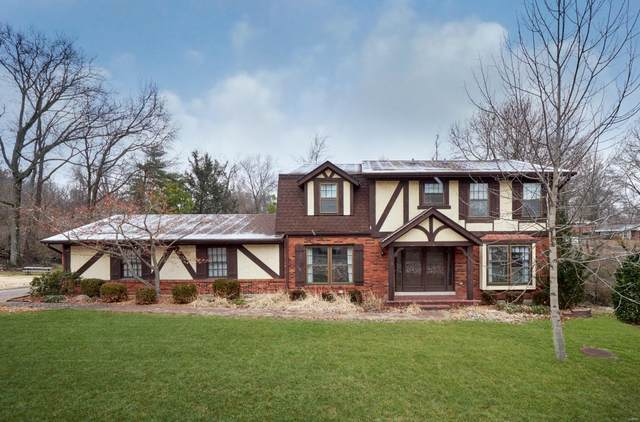 729 Chatelet Woods, St Louis, MO 63135 (#20009420) :: Sue Martin Team