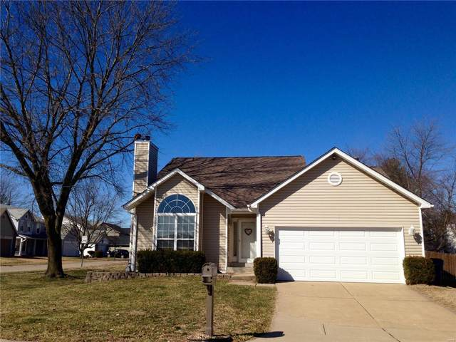 2901 Russet Ct, Florissant, MO 63031 (#20009430) :: Parson Realty Group