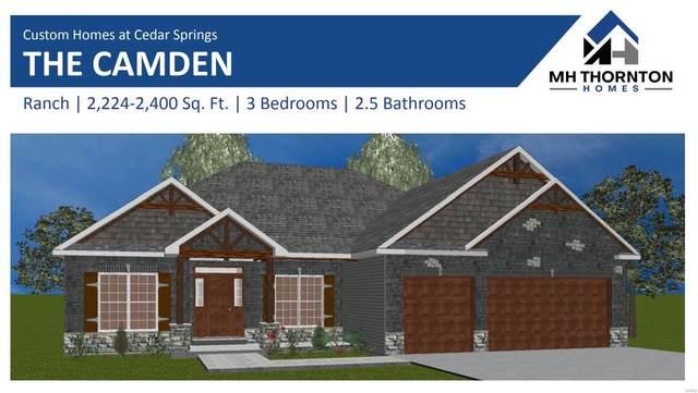 0 Camden @ Cedar Springs Court, Lake St Louis, MO 63367 (#20009436) :: Barrett Realty Group