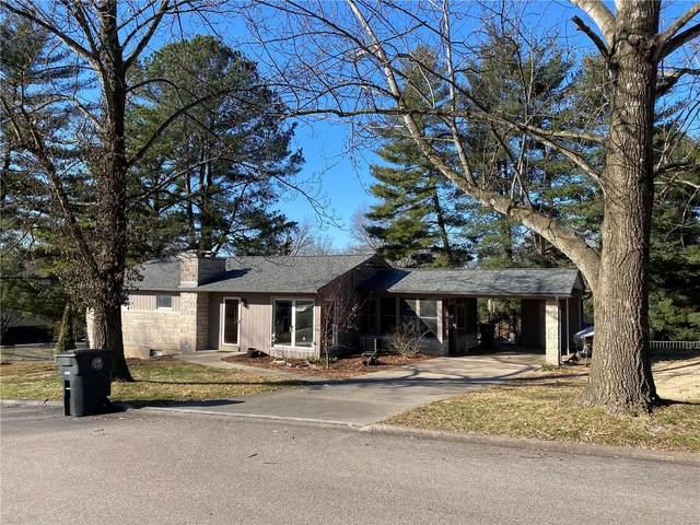 1633 Ridgeway Drive, Cape Girardeau, MO 63701 (#20009447) :: Sue Martin Team