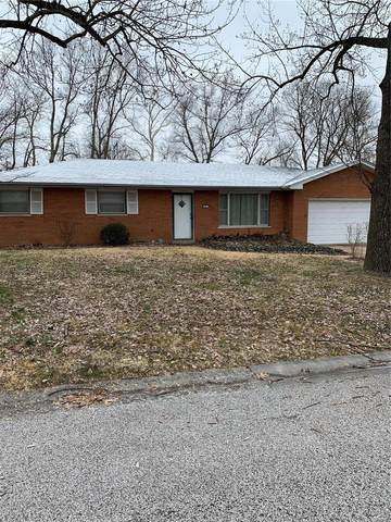 5 Willowbrook Drive, Swansea, IL 62226 (#20009448) :: Parson Realty Group