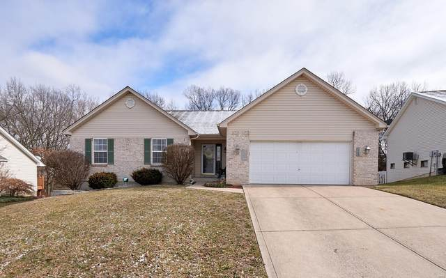 128 Stage Coach Landing, Saint Peters, MO 63376 (#20009455) :: Kelly Hager Group | TdD Premier Real Estate