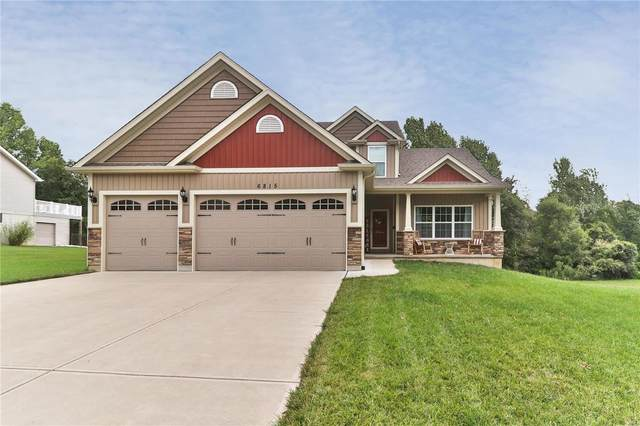 6815 Silverstone, Byrnes Mill, MO 63051 (#20009464) :: Walker Real Estate Team