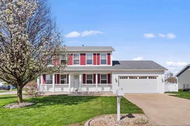 3 Knoll Creek Court, O'Fallon, MO 63368 (#20009472) :: Kelly Hager Group | TdD Premier Real Estate