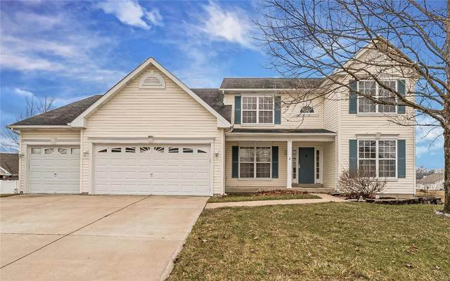 305 Van Buren, Wentzville, MO 63385 (#20009510) :: St. Louis Finest Homes Realty Group