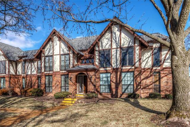 917 Claytonbrook Drive #3, Ballwin, MO 63011 (#20009512) :: St. Louis Finest Homes Realty Group
