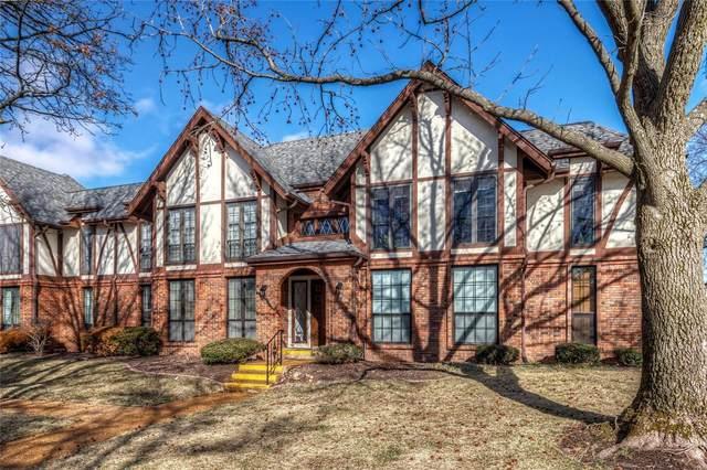 917 Claytonbrook Drive #3, Ballwin, MO 63011 (#20009512) :: Kelly Hager Group | TdD Premier Real Estate