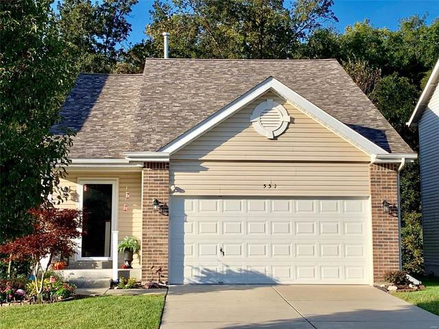 551 Parkgate Drive, Lake St Louis, MO 63367 (#20009520) :: RE/MAX Vision