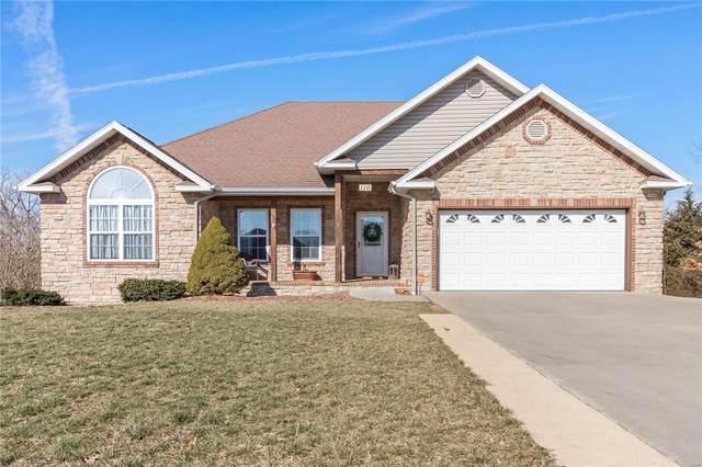 116 La Vista Drive, Waynesville, MO 65583 (#20009560) :: Walker Real Estate Team