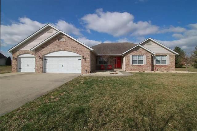 1797 Bentwater Lane, O'Fallon, IL 62269 (#20009573) :: Matt Smith Real Estate Group