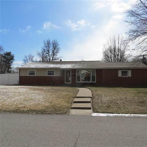 322 Blue Ridge Drive, Belleville, IL 62223 (#20009578) :: Matt Smith Real Estate Group