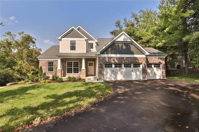 12243 Ladue Road, Creve Coeur, MO 63141 (#20009587) :: St. Louis Finest Homes Realty Group