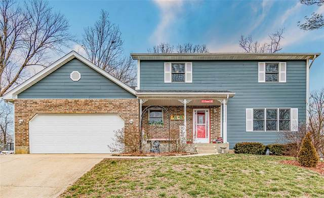 1101 Pheasant Hill, Rolla, MO 65401 (#20009589) :: Clarity Street Realty
