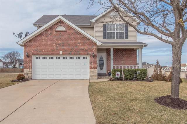 209 Stone Run Boulevard, Wentzville, MO 63385 (#20009596) :: St. Louis Finest Homes Realty Group