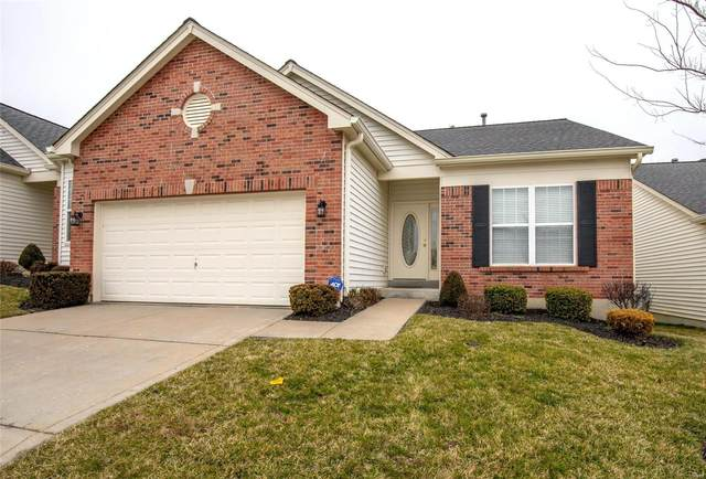 16033 Kerryton Place Drive, Ballwin, MO 63021 (#20009627) :: St. Louis Finest Homes Realty Group