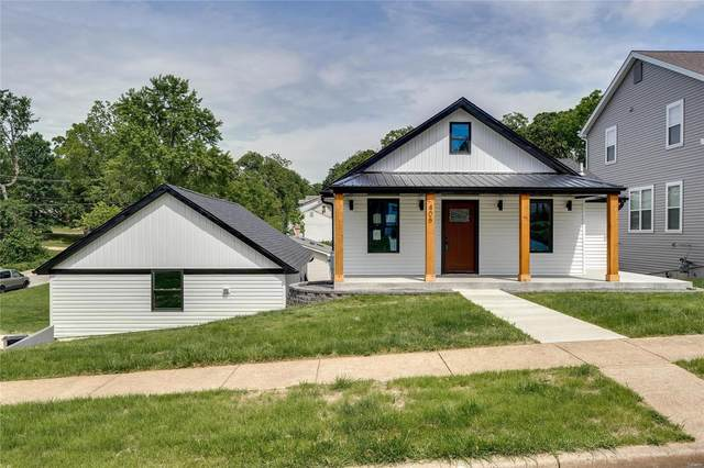 406 George Avenue, St Louis, MO 63122 (#20009665) :: The Becky O'Neill Power Home Selling Team
