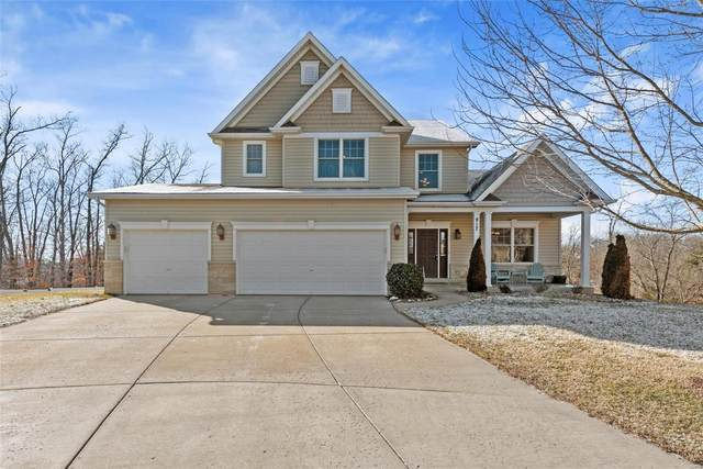 917 Mountain Brook Court, O'Fallon, MO 63366 (#20009680) :: St. Louis Finest Homes Realty Group