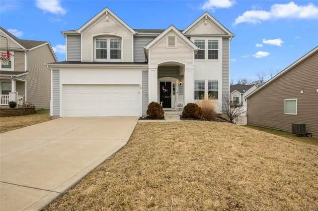 16 Preston Woods Court, Lake St Louis, MO 63367 (#20009701) :: Matt Smith Real Estate Group