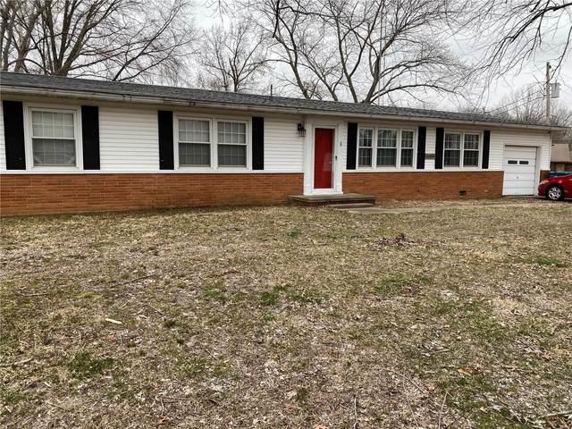 12200 E Meadows Drive, Mount Vernon, IL 62864 (#20009707) :: Fusion Realty, LLC