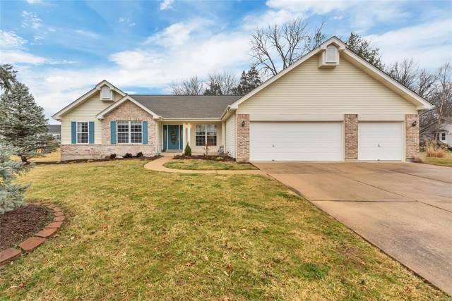1558 Prospect Lakes Drive, Wentzville, MO 63385 (#20009718) :: Parson Realty Group