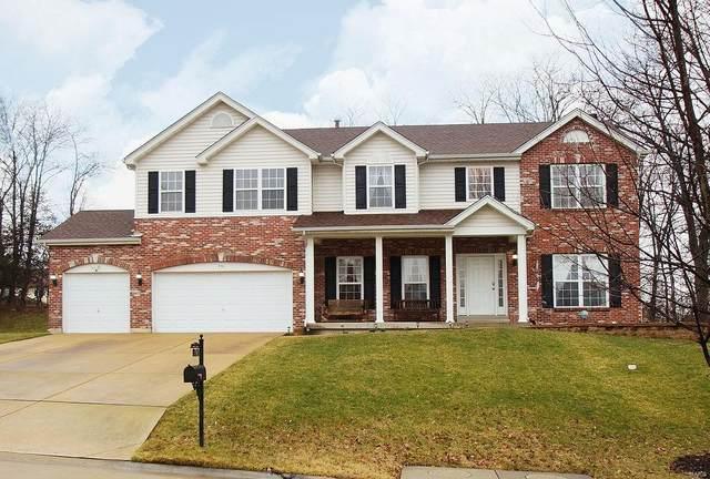 791 Debula Drive, Ballwin, MO 63021 (#20009721) :: St. Louis Finest Homes Realty Group