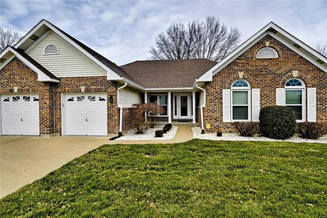 12421 Courtyard Lake, St Louis, MO 63127 (#20009770) :: Clarity Street Realty