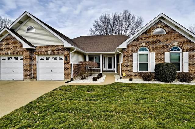 12421 Courtyard Lake, St Louis, MO 63127 (#20009770) :: Sue Martin Team