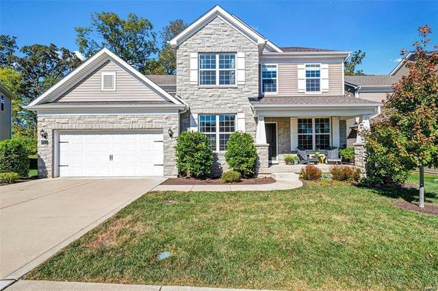 234 Chestnut Creek Crossing, Dardenne Prairie, MO 63368 (#20009775) :: Kelly Hager Group | TdD Premier Real Estate