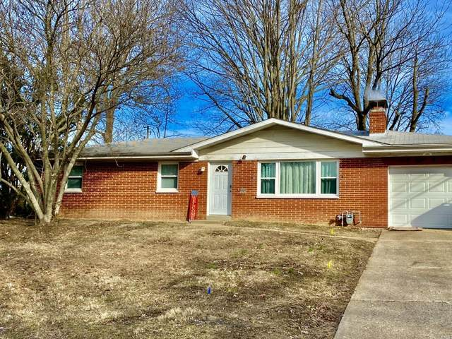 4305 N Park, Belleville, IL 62226 (#20009791) :: Fusion Realty, LLC