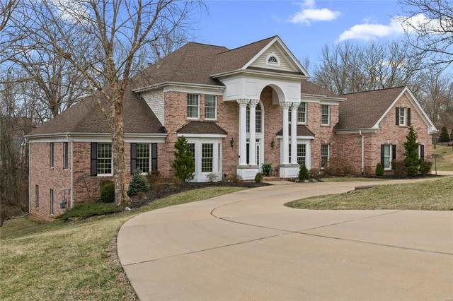 12820 Topping Woods Estate, St Louis, MO 63131 (#20009798) :: Sue Martin Team