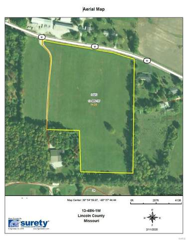 0 14+/-Acres East Highway U, Troy, MO 63379 (#20009821) :: St. Louis Finest Homes Realty Group