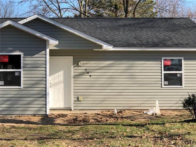 544 N Kirkwood Street, BENTON, MO 63736 (#20009840) :: Clarity Street Realty