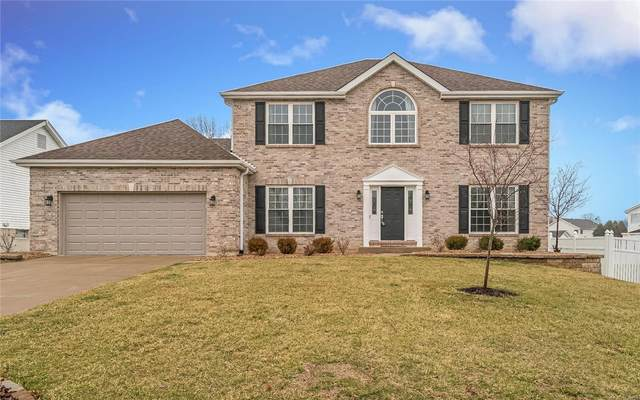 404 Katy Lane, Saint Charles, MO 63303 (#20009843) :: St. Louis Finest Homes Realty Group