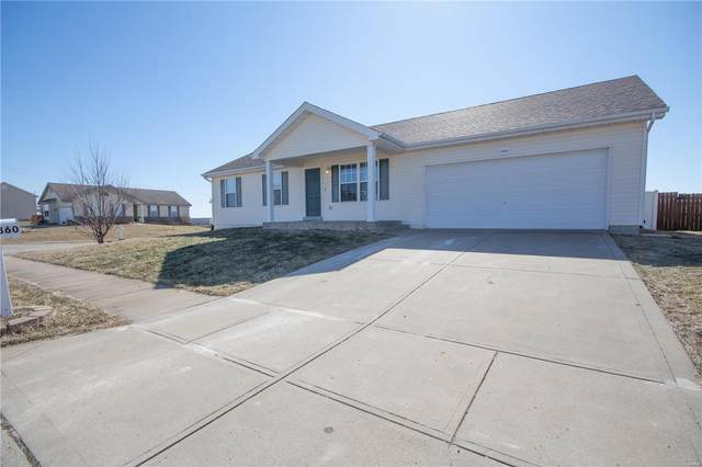 2360 Paige Marie Drive, Warrenton, MO 63383 (#20009875) :: Clarity Street Realty