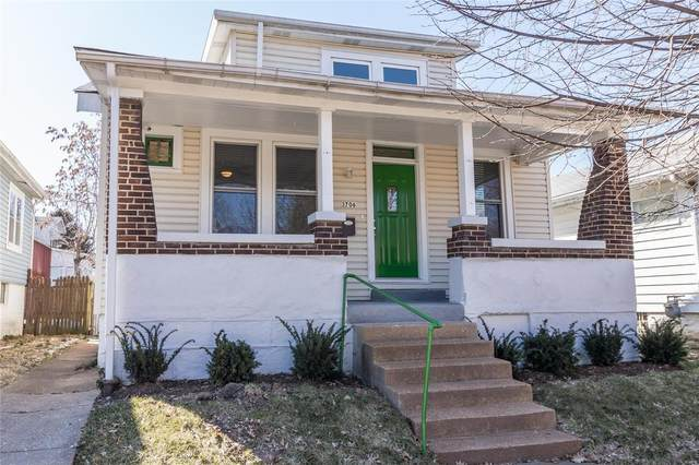 3706 Delor Drive, St Louis, MO 63116 (#20009899) :: Clarity Street Realty