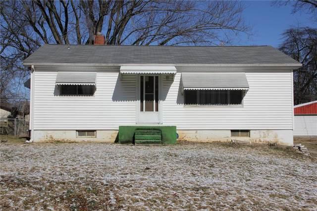 9111 Lynnwood Lane, Fairview Heights, IL 62208 (#20009911) :: Hartmann Realtors Inc.