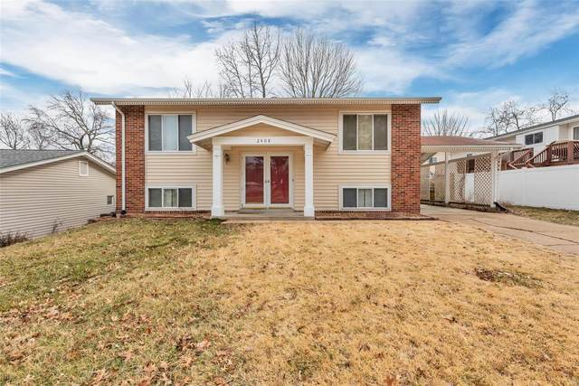 2408 Wesford Drive, Maryland Heights, MO 63043 (#20009925) :: Sue Martin Team