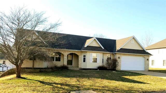 661 Lindsey Drive, Union, MO 63084 (#20009942) :: Clarity Street Realty