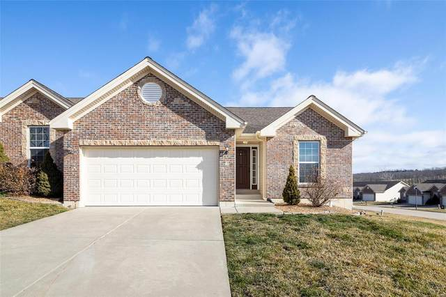 7 Club Court, Union, MO 63084 (#20009963) :: Parson Realty Group