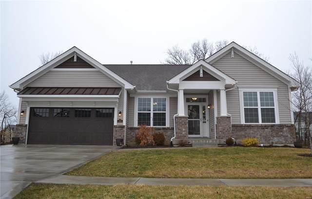 309 Haycastle Drive, Lake St Louis, MO 63367 (#20009992) :: Matt Smith Real Estate Group