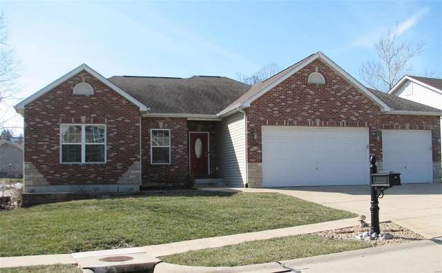 2008 Agape Street, Arnold, MO 63010 (#20010001) :: The Becky O'Neill Power Home Selling Team