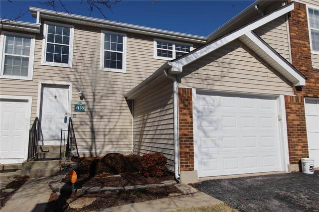 4133 Island Terrace Court, Florissant, MO 63034 (#20010022) :: Parson Realty Group