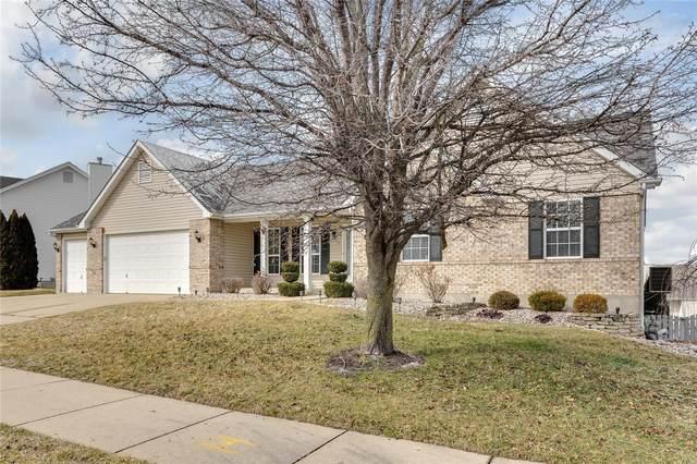 543 Calumet Ranch, Saint Peters, MO 63376 (#20010077) :: Kelly Hager Group | TdD Premier Real Estate