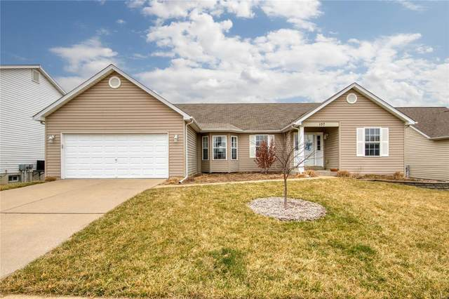 137 Brookshire Creek Drive, Wentzville, MO 63385 (#20010110) :: Parson Realty Group