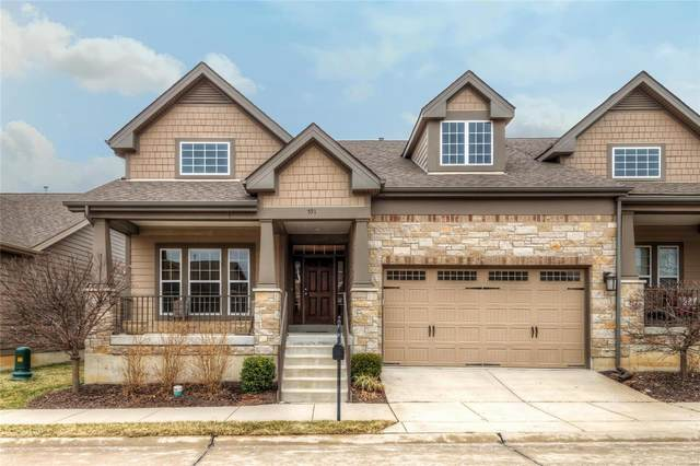 591 Triton Way, Ballwin, MO 63011 (#20010144) :: Kelly Hager Group | TdD Premier Real Estate