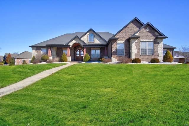104 Hunters Landing Drive, Caseyville, IL 62232 (#20010147) :: Kelly Hager Group   TdD Premier Real Estate