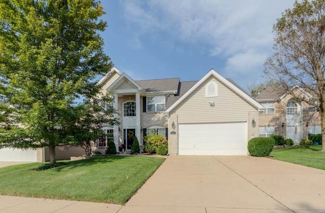 1362 Arbor Bluff Circle, Ballwin, MO 63021 (#20010153) :: Sue Martin Team