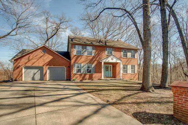17 Forest Glen, Belleville, IL 62223 (#20010170) :: Clarity Street Realty
